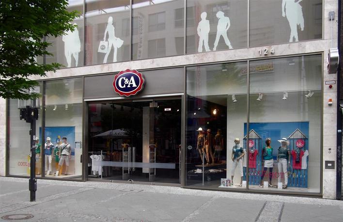 C&A - Wilmersdorfer Straße