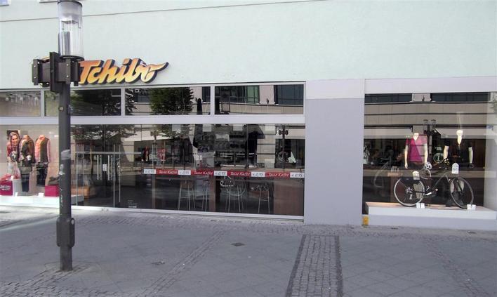 Tchibo - Wilmersdorfer Straße