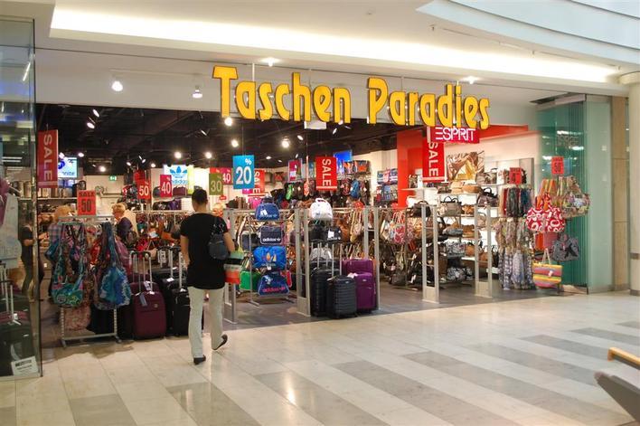 Taschen Paradies - Spandau Arcaden