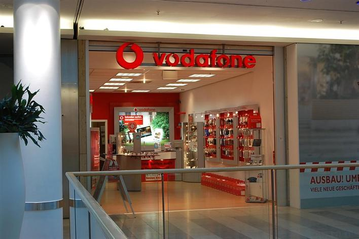 Vodafone Shop - Spandau Arcaden