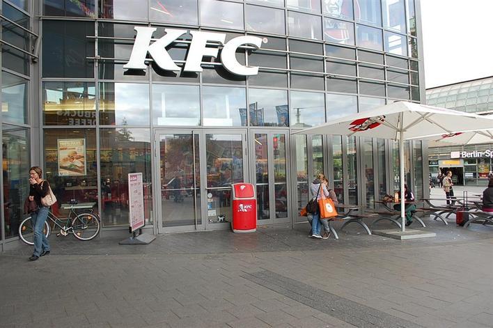 KFC Kentucky Fried Chicken - Spandau Arcaden