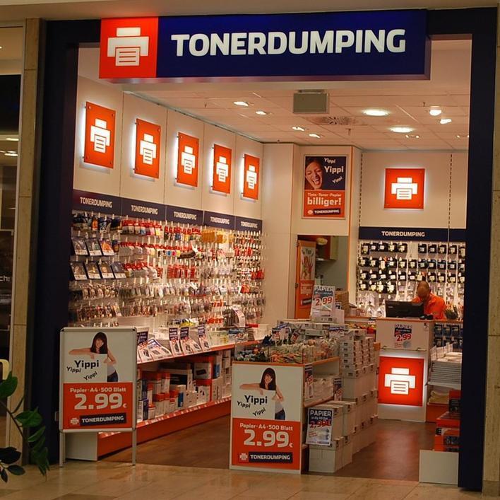 TONERDUMPING - Spandau Arcaden