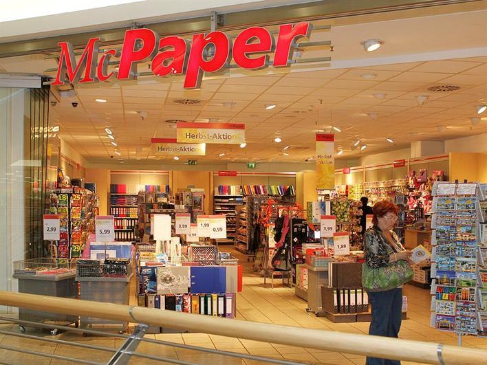 McPaper - Neukölln Arcaden
