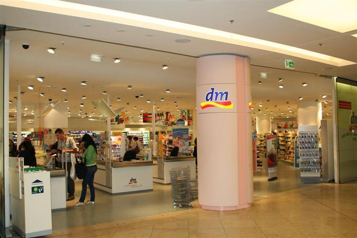 dm-drogerie markt - Wilmersdorfer Arcaden