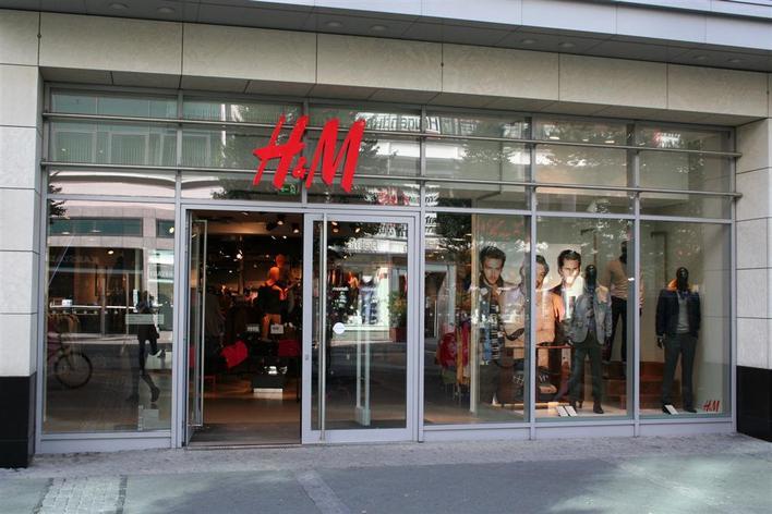 H&M - Wilmersdorfer Arcaden