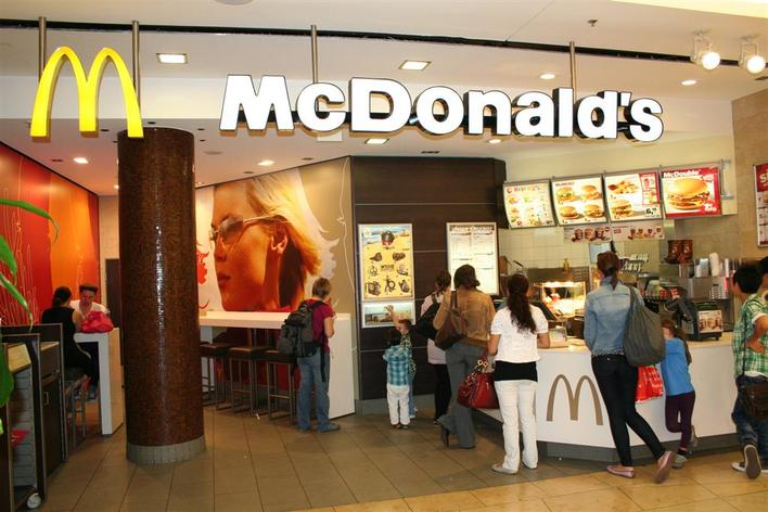 McDonald's - Wilmersdorfer Arcaden