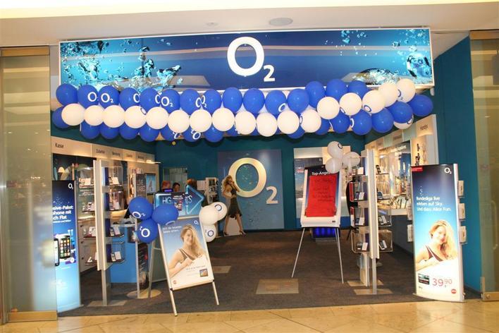 O2 Shop - Wilmersdorfer Arcaden