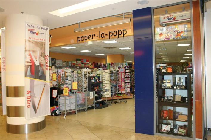 Paper-la-Papp - Wilmersdorfer Arcaden