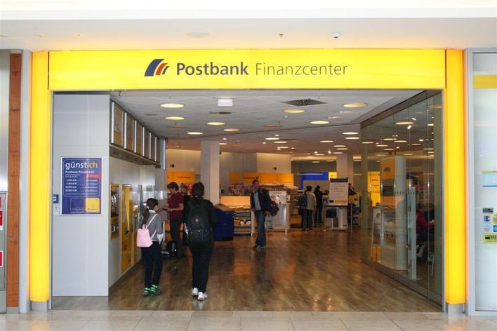 Postbank - Wilmersdorfer Arcaden