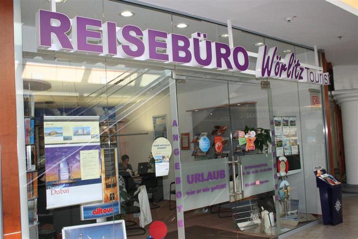 Wörlitz Tourist - Wilmersdorfer Arcaden