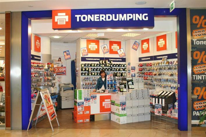 TONERDUMPING - Wilmersdorfer Arcaden