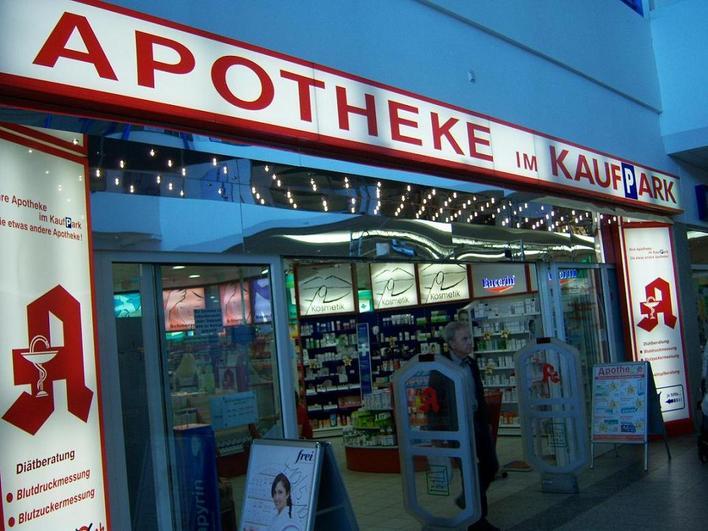 kaufpark apotheke apotheke in berlin kauperts. Black Bedroom Furniture Sets. Home Design Ideas