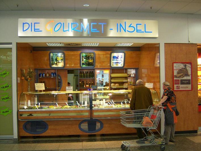 Die Gourmet-Insel - KaufPark Eiche