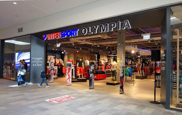 INTERSPORT Olympia - KaufPark Eiche