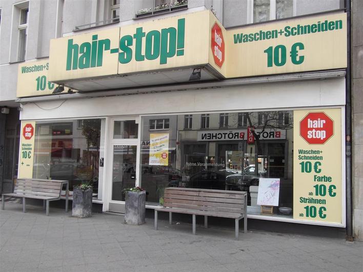 hair-stop - Wilmersdorfer Straße