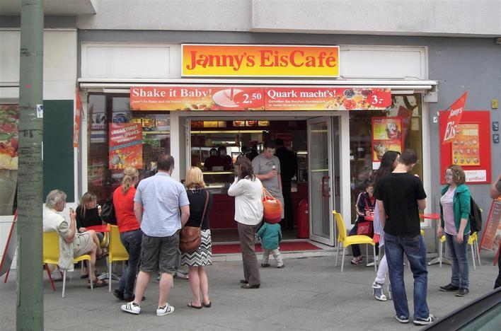 Janny's EisCafé