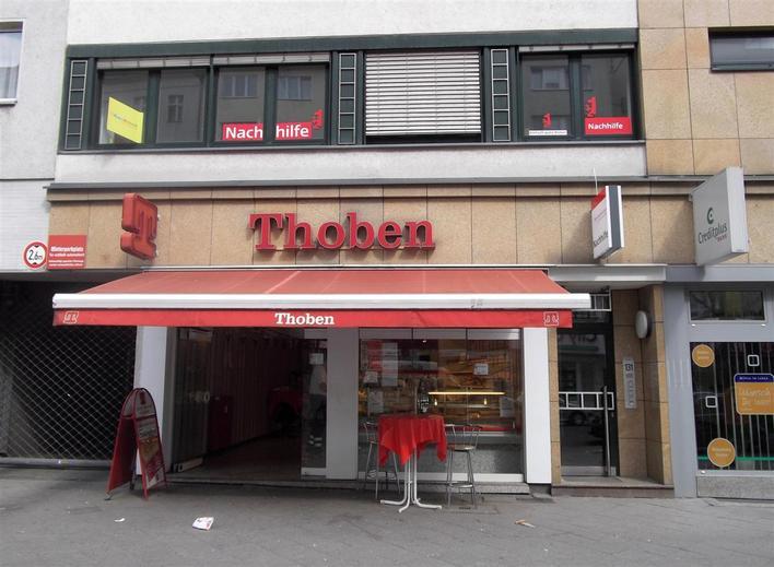 Thobens Backwaren - Wilmersdorfer Straße