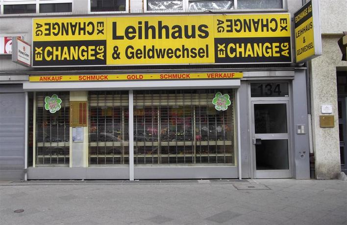 Exchange AG - Wilmersdorfer Straße
