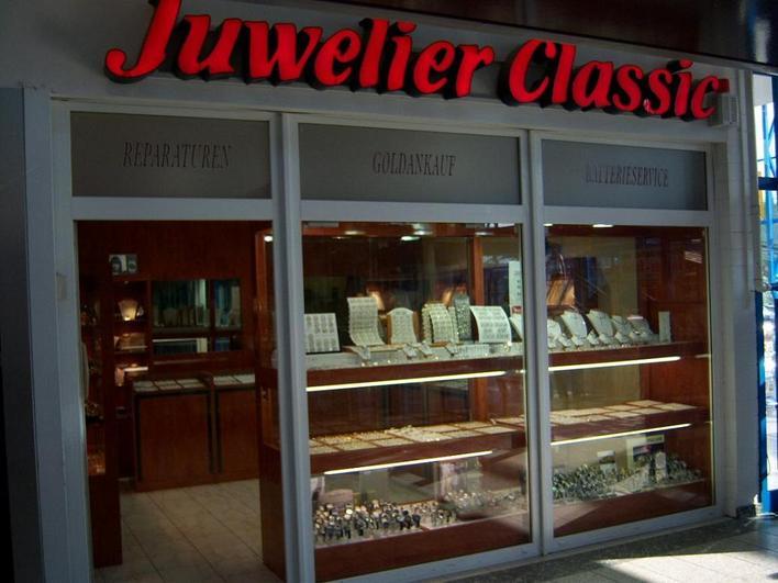 juwelier classic kaufpark eiche schmuck in berlin kauperts. Black Bedroom Furniture Sets. Home Design Ideas