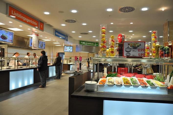 Kaufland Restaurant - KaufPark Eiche