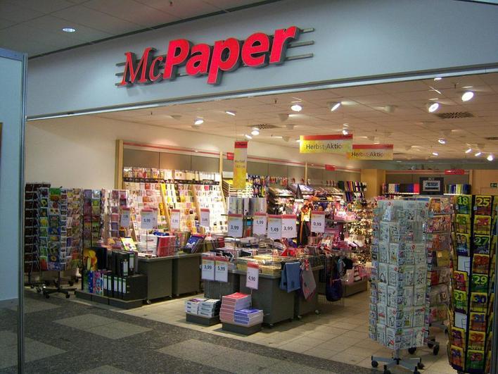 McPaper - KaufPark Eiche