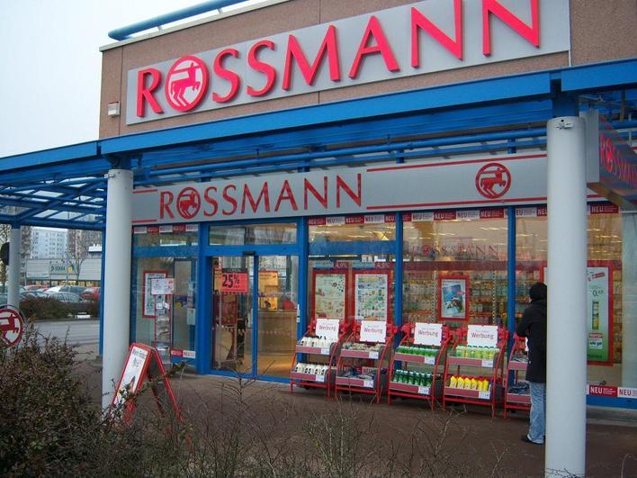 rossmann kaufpark eiche drogerie in berlin kauperts. Black Bedroom Furniture Sets. Home Design Ideas