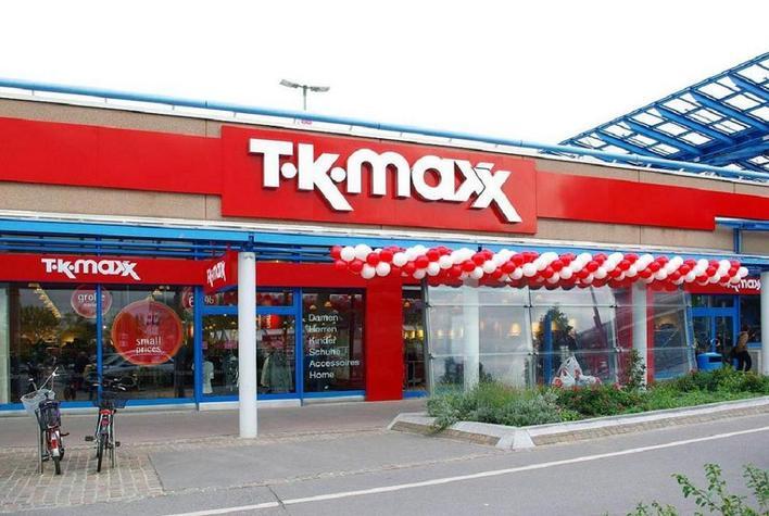 TK Maxx - KaufPark Eiche