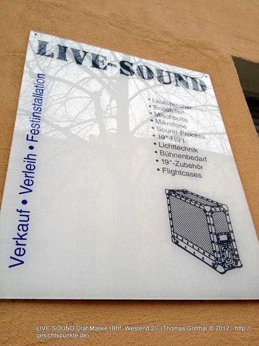 Live Sound Veranstaltungstechnik