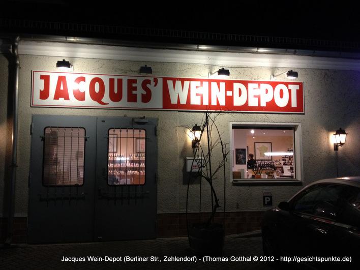 Jacques Wein-Depot Berlin-Zehlendorf