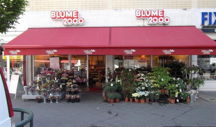BLUME 2000 - Wilmersdorfer Straße
