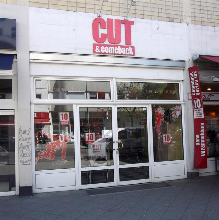 Friseursalon CUT & comeback