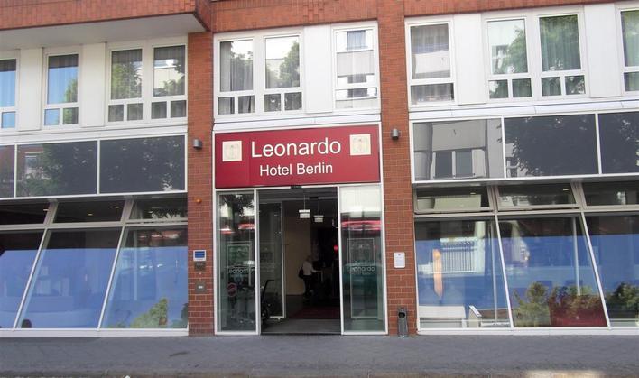 Leonardo Hotel Berlin Charlottenburg Telefon