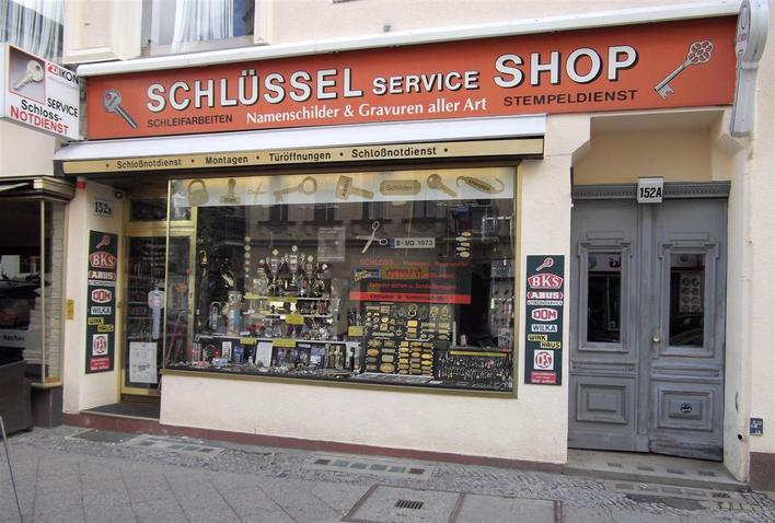 Schlüssel-Service-Shop