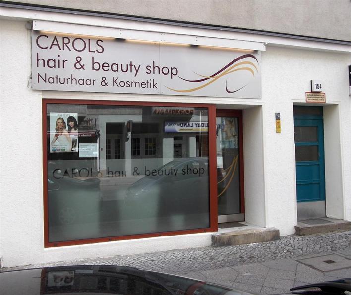 CAROLS hair & beauty shop
