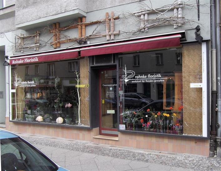 Rohnke Floristik  Werkstatt für florales gestalten