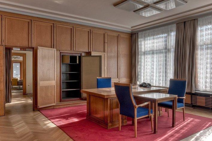 Büro des letzten Ministers für Staatssicherheit Erich Mielke