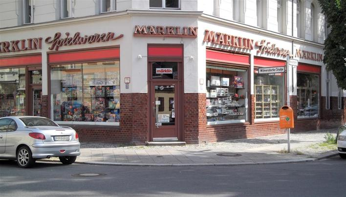 Märklin & Spielwaren