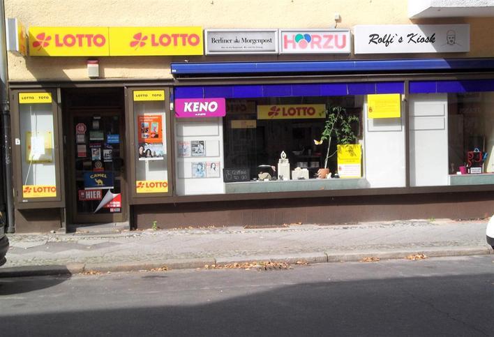 Rolfi's Kiosk - Zeitungen und Lotto