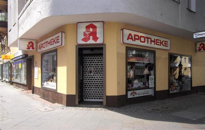 Flora Apotheke Charlottenburg