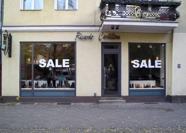 Riccardo Cartillone - Schuheinzelhandels GmbH - Savignyplatz