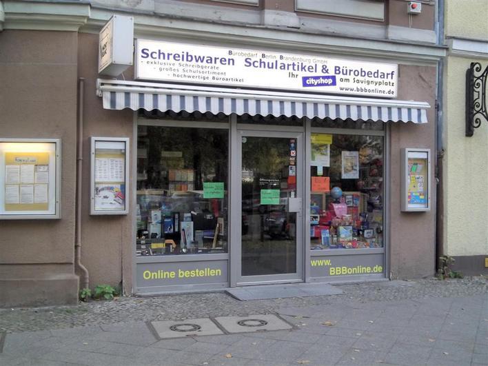B.B.B. Bürobedarf Berlin Brandenburg GmbH