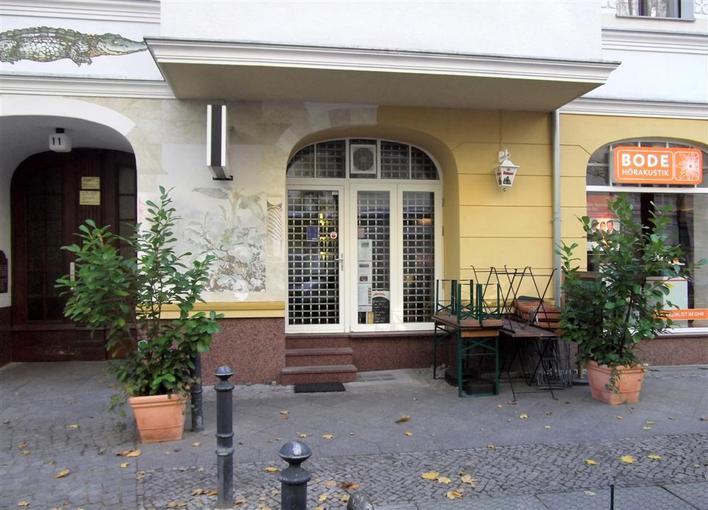 caff und restaurant mamma monti italiener in berlin charlottenburg kauperts. Black Bedroom Furniture Sets. Home Design Ideas