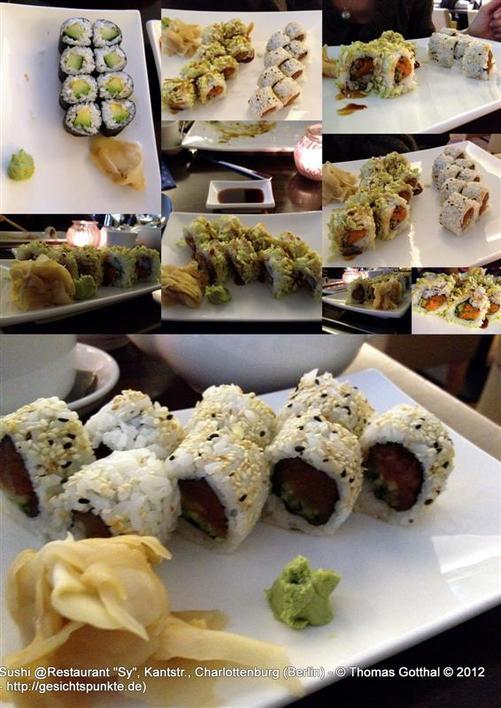 Asiatisches Restaurant Sy