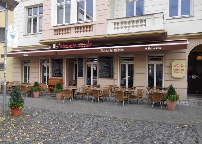 aida italiener in berlin charlottenburg kauperts. Black Bedroom Furniture Sets. Home Design Ideas