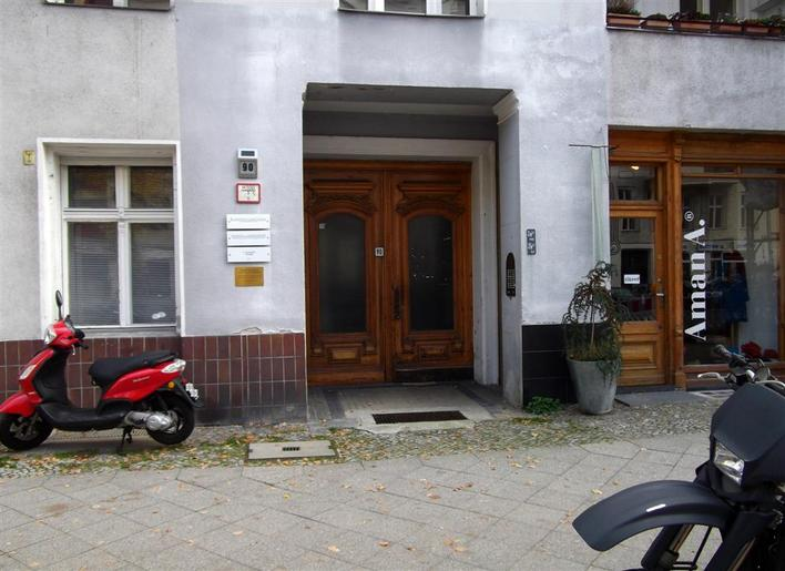 Baukontor in der Knesebeckstraße - Baubetreuungs- und Grundstücksgesellschaft mbH
