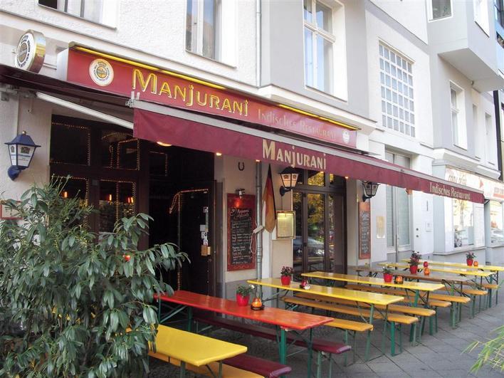 Manjurani - indisches Restaurant