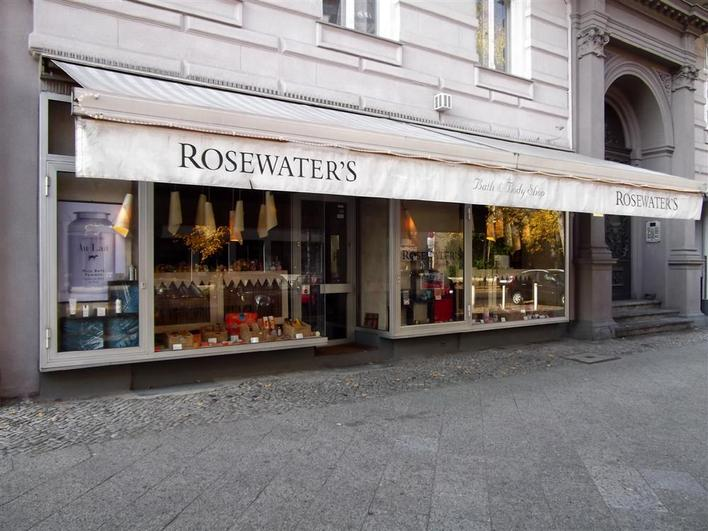 Rosewater`s Bath & Body Shop GmbH