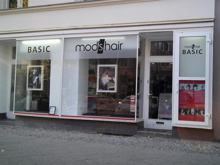 Mod's Hair  Basic Salon - Knesebeckstraße