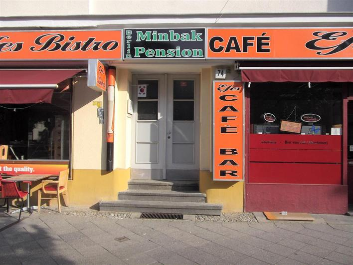 Minbak Pension Berlin