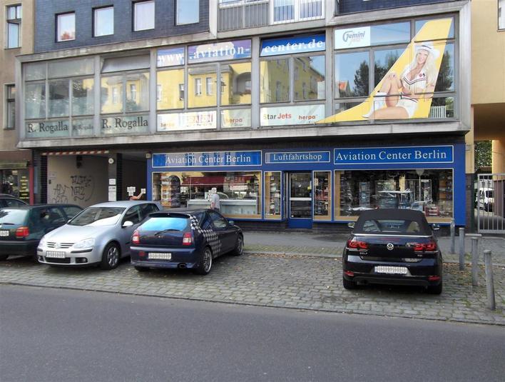 Aviation Center Berlin - Fachmarkt für Flugzeugmodelle